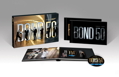 007, Box Set, father's day gifts