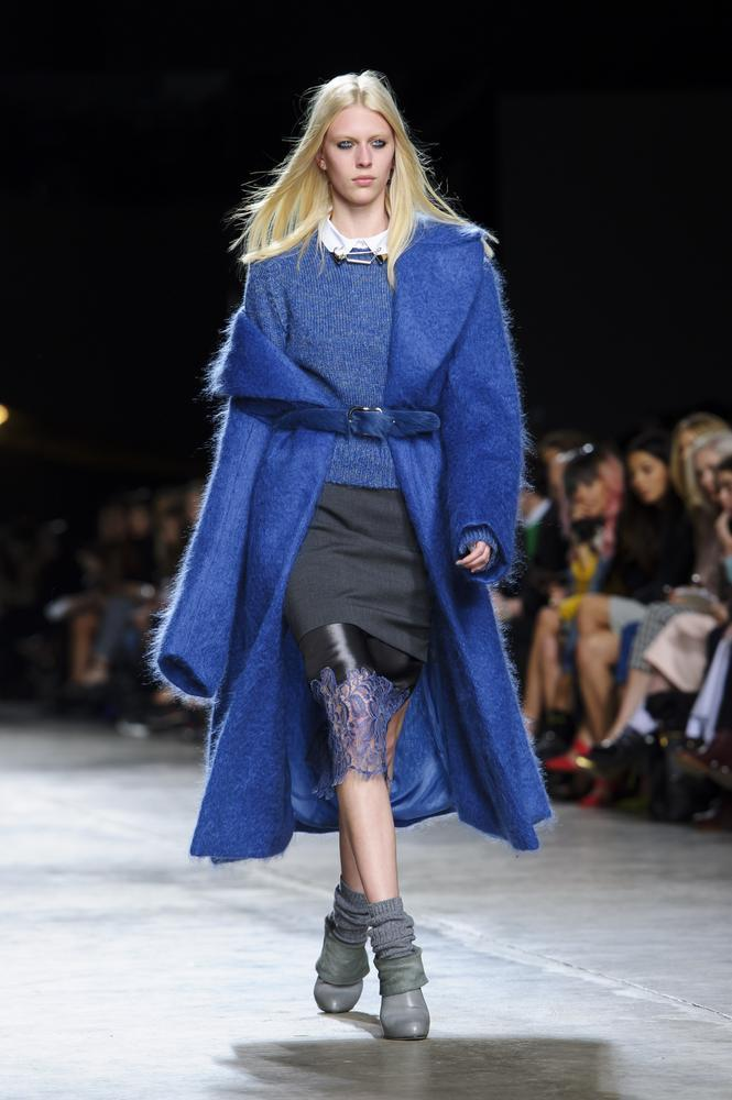 Fashionably Blue in 2014