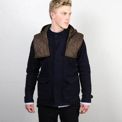 Alessandro 1 Deconstructed Jacket, Thrd Eye, Filippo D'Amico