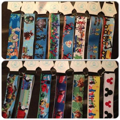 Dummy Clips, Baby Accessories, Fashion, Little Boo Designs