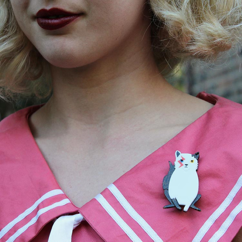 Erstwilder: Quirky Brooches and Jewellery