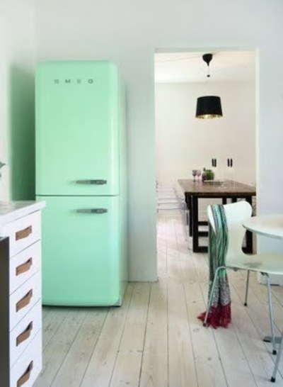 fridge, appliances, decor, kitchen, style