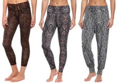 gym gear, tribal prints, fashion, style
