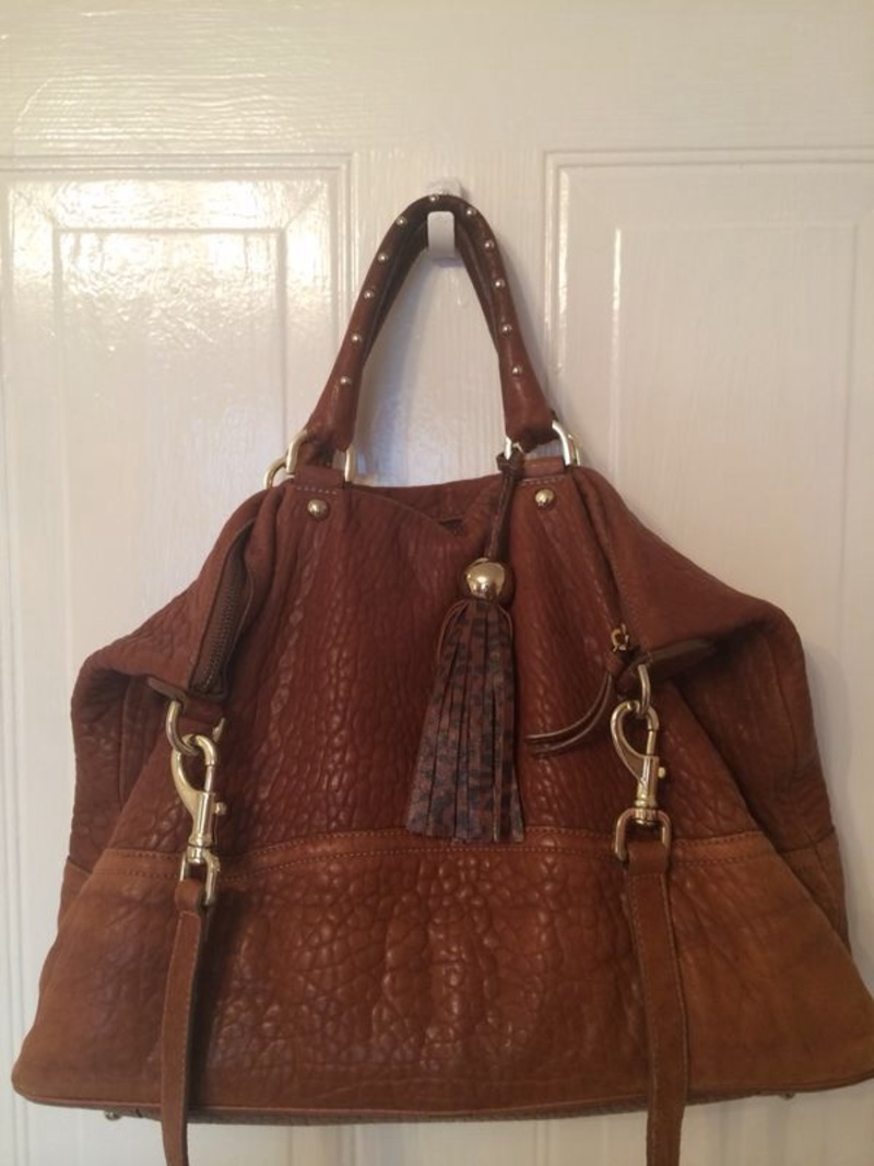 Mulberry Slouch Tan Bag