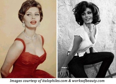 Sofia Loren, Fashion, Style, Glamour, Hollywood