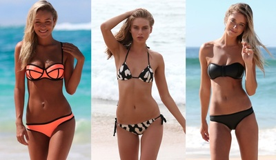 swimwear, fashion, triangl