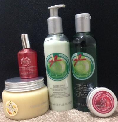 The Body Shop, Christmas, Gifts, Fragrances, Gift Sets