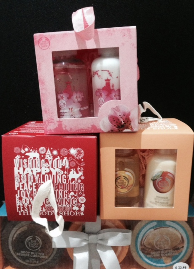 Christmas Gift Sets Body Shop.The Body Shop Christmas Gifts Fragrances Gift Sets The